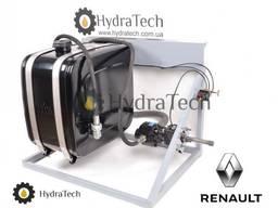 Гідравліка на Renault з КПП ZF