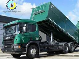 Гидравлика на Scania GRS900