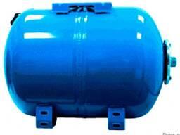 Гидроаккумулятор Aquasystem 150л, Итальянский, горизонтальный