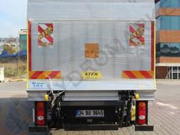 Гидроборт DM 2000 грузоподъемностью 2т Atek Lift Турция