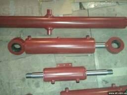 Гидроцилиндр 100.50х400.11 Трактор ТДТ-55 (подъем плиты)