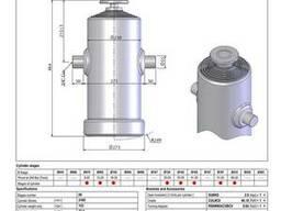 Гидроцилиндр Binotto BSC 8-2100-238 (подкузовной)