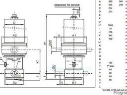 Гидроцилиндр для самосвала HYVA FC 191-5-07630-004A-K0343 - фото 3
