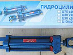 Гидроцилиндр ГЦ 75.32х200.01