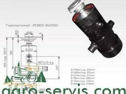 Гидроцилиндр КамАЗ 452802-8603010 | 6-ти штоковый