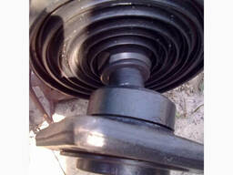 Гидроцилиндр КАМАЗ для подъема прицепа СЗАП-85431