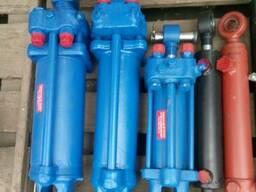 Гидроцилиндры ЦС 75, ЦС 100, Т-25, Т-40, ЦС-50.