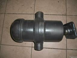 Гидроцилиндр подъема кузова ЗИЛ 5-ти штоковый с бугелями