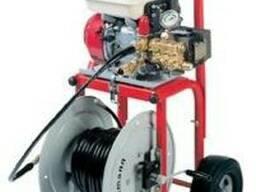 Гидродинамическая прочистная машина Ridgid KJ-2200