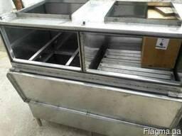 Гидрофильтр, хоспер, печь жаровая, мангал, вытяжка, искрогас