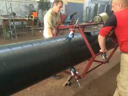 Гидроизоляции и теплоизоляции магистральных трубопроводов
