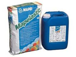 """Гидроизоляция """"MAPEI Mapelastic"""" (на цементной основе)"""
