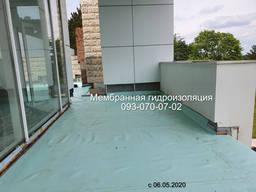 Гидроизоляция террас, балконов