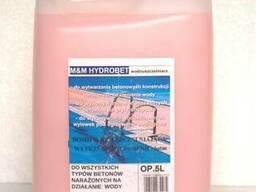 Гидроизоляцыонный пластификатор Hydrobet 5 л. Польша