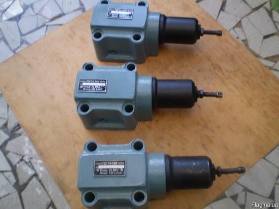 Гидроклапана ПГ ПБГ ПВГ ПДГ54-34М