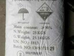 Гидроксид калия - фото 1