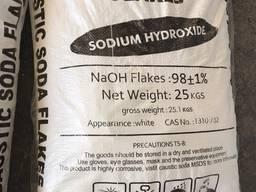 Гидроксид натрия, NaOH, сода каустическая