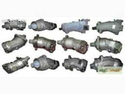 Гидромоторы гидронасосы