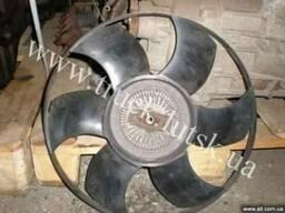 Гидромуфта з вентелятором на VW Crafter 2. 5 35 BJK 80kw