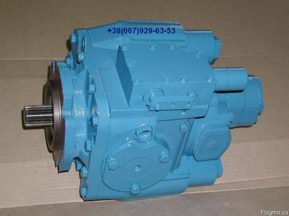 Гидронасос SPV-22 /SPV-20, Гидромотор SMF-20 /SMF-22