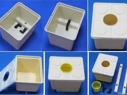 Гидропоника, Bato Bucket Systems для овощных и ягодных культ
