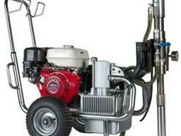 Гидропоршневое окрасочное оборудование с бенз. двиг. DP-9600