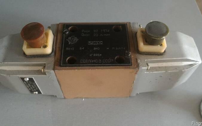 Гидрораспределитель ВЕ10 64 В110