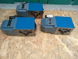 Гидрораспределители ВЕ10 с односторонним электромагнитным уп