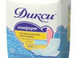 "Гигиенические прокладки ""Дикси Комфорт"""