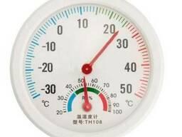 Гигрометр термометр механический измеритель влажности