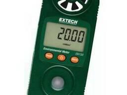 ГигроТермоАнемометр с измерителем УФ-излучений Extech EN150