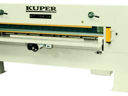 Гильотина Kuper серии EFS для работы со шпоном