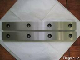 Гильотинные ножи 540х60х16