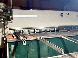 Гильотинные ножницы Guifil GHE 630