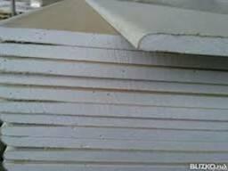 Гипсокартон KNAUF 12,5 мм х 1,2 х 2,5 м