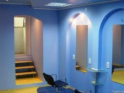 Гипсокартон стены, потолки, перегородки.