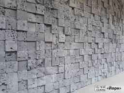 Гипсовая декоративная плитка Йорк