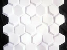 Гипсовые панели 3Д Соты в Кривом Роге