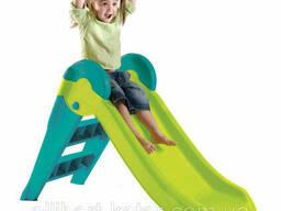 Гірка Boogie Slide оранжево-зелена (Keter)