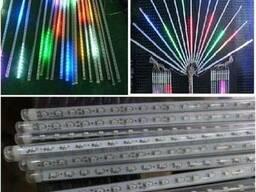 Гирлянда Тающие сосульки на деревья LED 80см и 100см