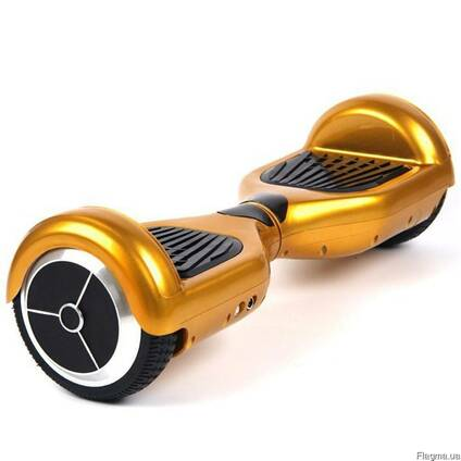 Гироборд Prologix Base-C золотой