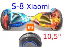 Гирocкутер 10,5 дюймов S-8 Pro led Xiaomi mini segway scooter balans power board оптом