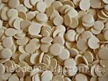 Глазурь 301/5 кондитерская белая (чипсы), 15 кг - фото 2