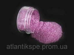 Глиттер Розовый 0,2 мм PINK 1/128