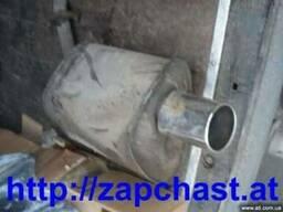 Глушитель бочка б/у Toyota Auris, Avensis, Camry, Rav-4