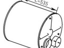 Глушитель DAF XF EURO 3