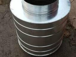 Глушитель шума Д315, L=500 мм