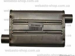 Глушитель выхлопных газов Диаметр 22, TT1250 V Exhaust sile