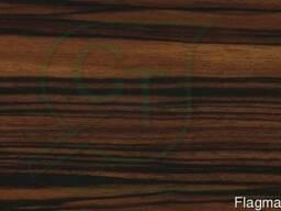 Глянцевая пленка ПВХ Макассар глянец для МДФ фасадов.
