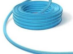 Гофрированный спиральный шланг гофра 25мм, 32мм, 40мм, 50мм